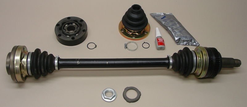 How To Replace and Install ATV Axles - HexAutoParts