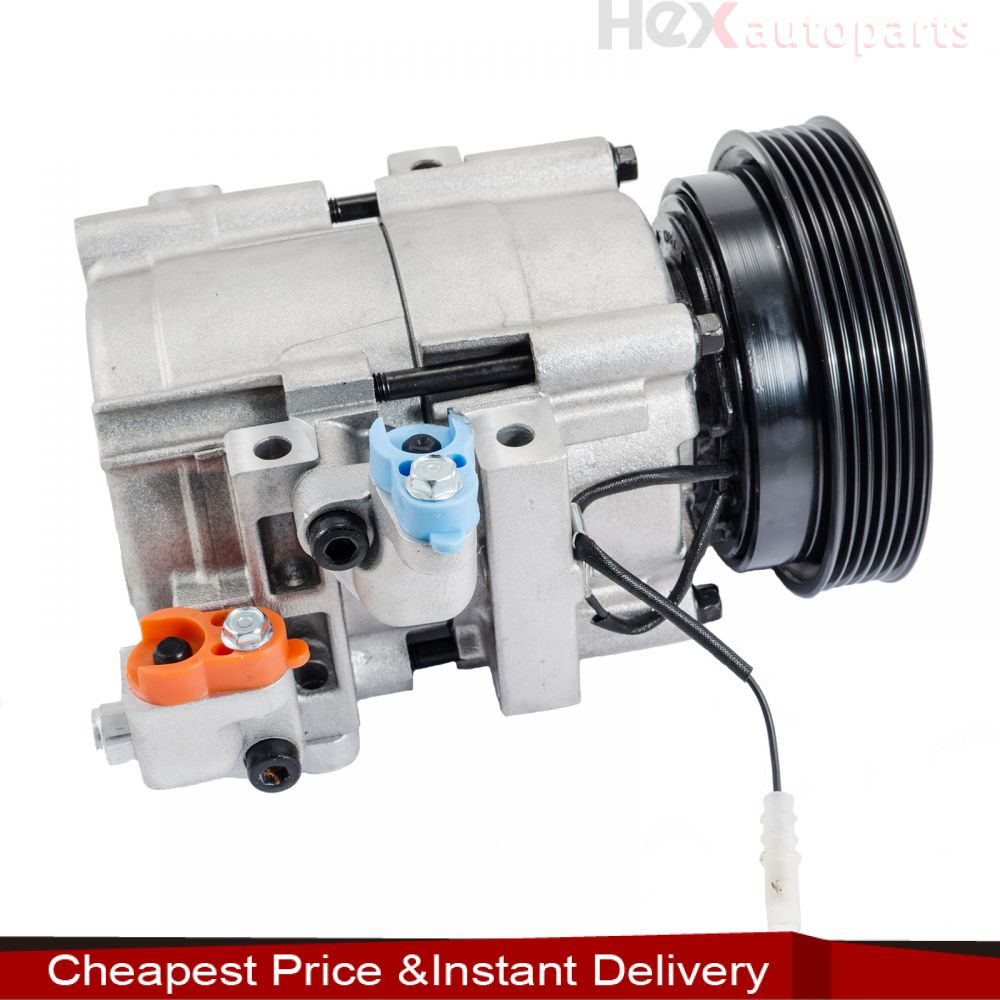 How To Buy a High Quality AC Compressor - HexAutoParts