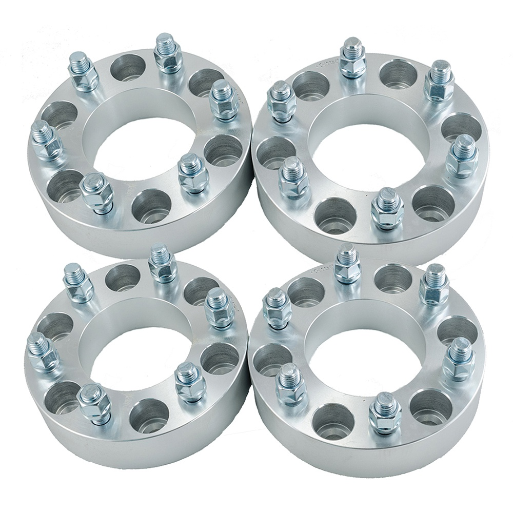 1.5 inch 6 Lug Wheel Spacers Adapters 6x135 for Ford F150 Expedition Lincoln