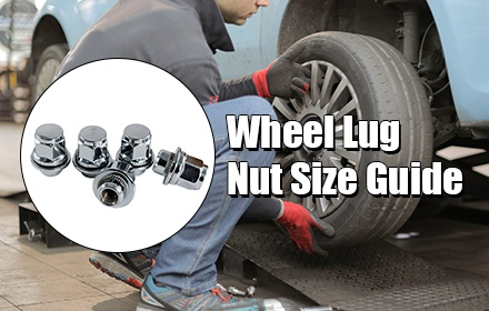 How to Choose Correct Wheel Lug Nuts Size or Wheel Locks for Your Car?