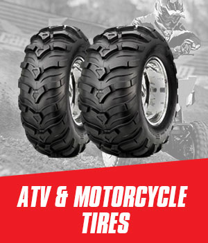 ATV & Motorcycle Tires