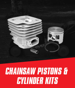 Chainsaw Pistons & Cylinder Kits