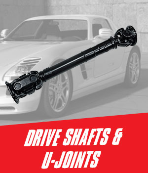 Drive Shafts U-Joints