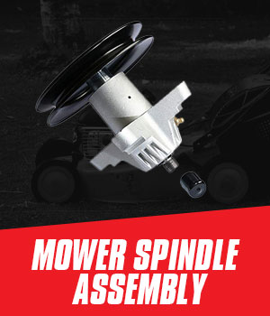 Mower Spindle Assembly