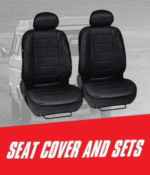 Seat Cover and Floor Mat